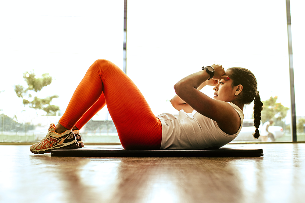 You Can Stay Active Even When You're Really Busy