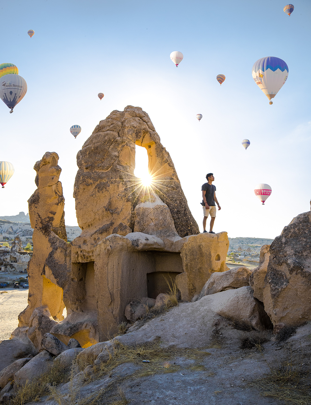 This Is Why You Would Want to Try a Hot Air Balloon Flight in Spain
